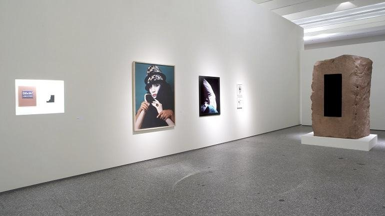 Exhibition view. em>Impure Vision. Works from the Permanent Collection, 2006