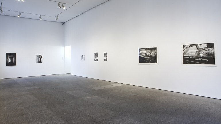 Exhibition view. Zoe Leonard. Photographs, 2009