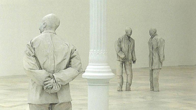 Exposición - Juan Muñoz. Monólogos y diálogos - Muñoz, Juan