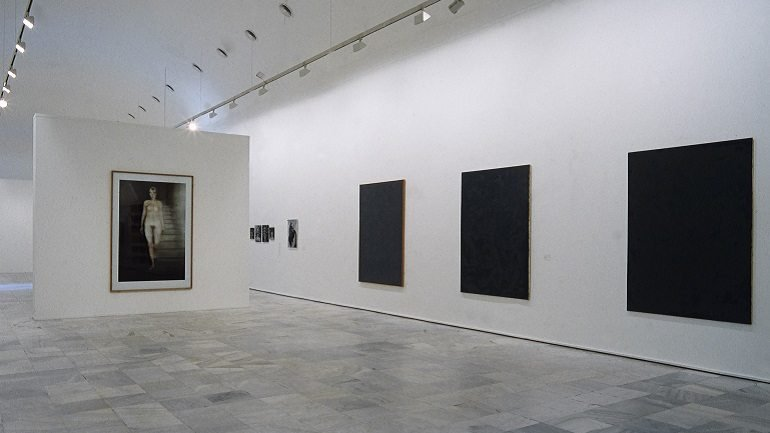 Exhibition view. Gerhard Richter, 1994