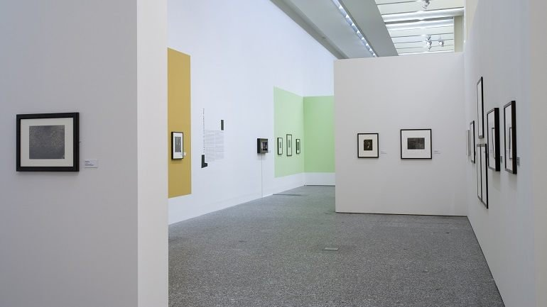 Exhibition view. Edward Steichen. Lives in Photography, 2008