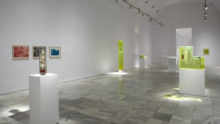 Exhibition view. Paul Thek, 2009