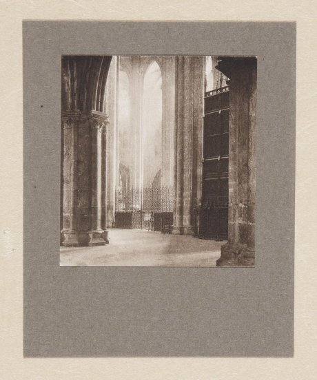 Height and Light in Bourges Cathedral (Altura y luz en la catedral de Bourges)