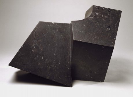 Macla conjuntiva (a partir de maqueta con dos cuboides) (Crystal Twinning [From a Model with Two Cuboids])