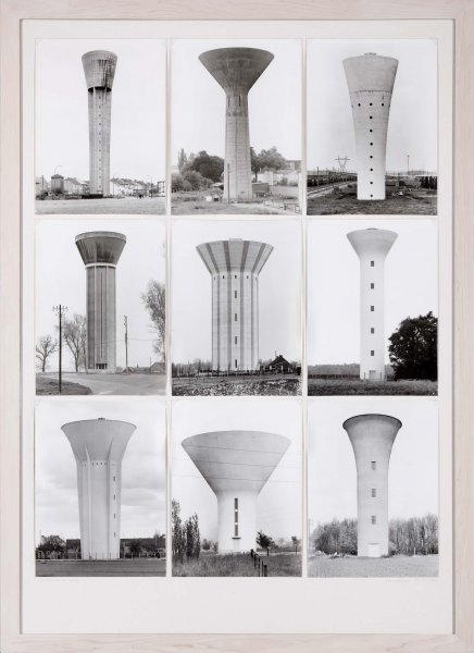 Typology of Watertowers