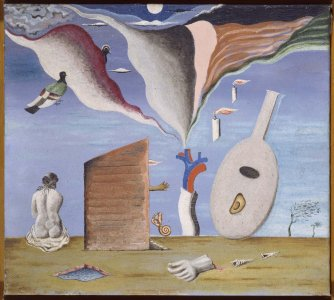 Composición surrealista (Surrealist Composition)