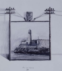 Faro de América (Lighthouse from America)