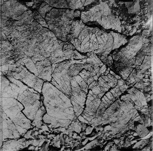 Roca finamente agrietada (Finely Cracked Rock)