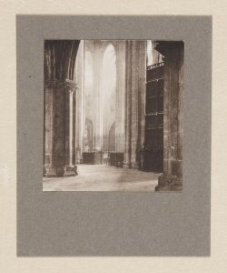 Height and Light in Bourges Cathedral