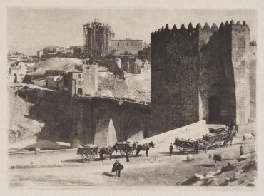 Bridge of St. Martin–Toledo