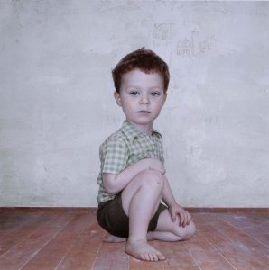 Study of a Boy 2 (Estudio de niño #2)
