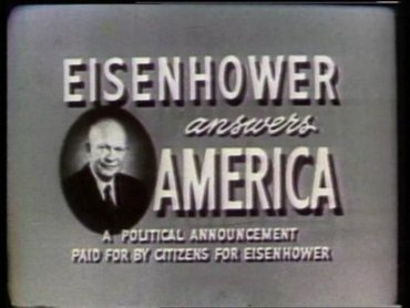 Political Advertisements IV: 1956-1996