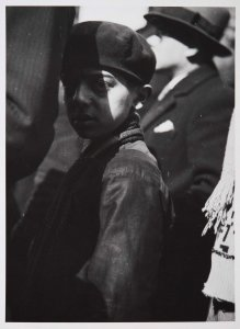 Enfant au beret (Child with a Beret)
