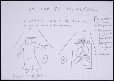 Acciones en el cuerpo (El rap es fisiológico) (Actions in the Body [Physiological Rap])