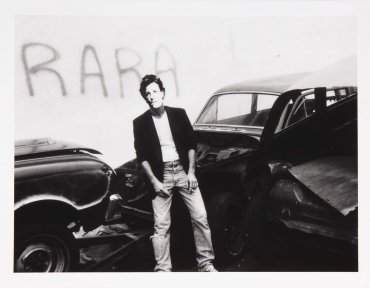 Arthur Rimbaud in New York
