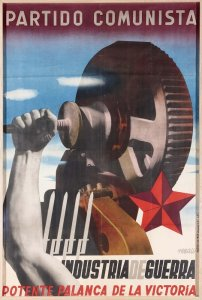 Industria de guerra, potente palanca de la victoria (Army Industry, Powerful Lever of Victory)