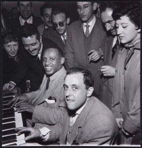 Lionel Hampton, Windsor Palace, Barcelona