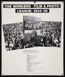 The Workers Film & Photo League