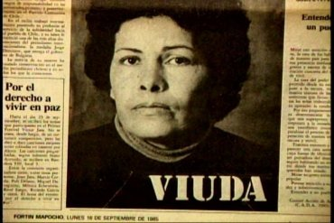 Viuda (Widow)