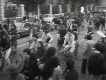 Manifestació de bicicletes (Bicycle Demonstration)