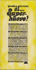 El Super-huevo (The Super Egg)