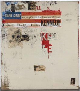 Sin título (Con motivo del asesinato de John F. Kennedy) (Untitled [On the Occasion of John F. Kennedy's Murder])