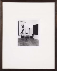 Doubles / Pairs / Couples (Two Pieces: Arranged by Janelle Reiring - Two Robert Longo Works) (Dobles / Pares / Parejas [Dos piezas: Dispuesto por Janelle Reiring - Dos obras de Robert Longo])