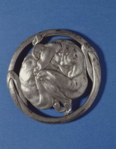 Adán y Eva (Hebilla) (Adam and Eve [Buckle])