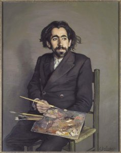 Retrato del pintor Balenciaga (Portrait of the Painter Balenciaga)