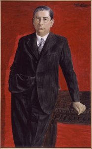 Retrato de Marcelino Domingo (Portrait of Marcelino Domingo)