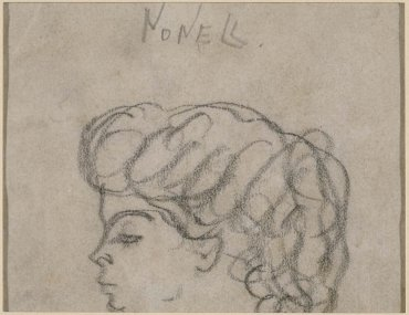 Cabeza femenina (Female Head)