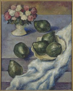 Bodegón con flores (Still Life with Flowers)
