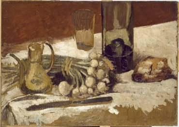 Nature morte aux oignons (Still Life with Onions)