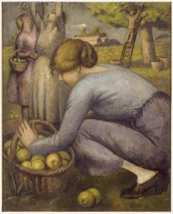 La récolte de pommes (The Apple Harvest)