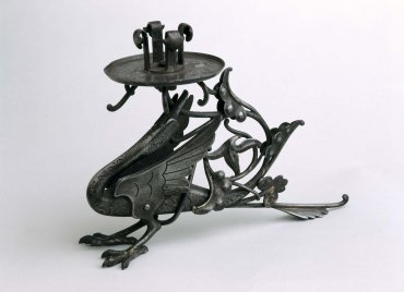 Chimère forgée (Wrought Iron Chimera [Candelabra])