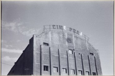 Cine Prat, Santiago (Prat Movie House, Santiago)