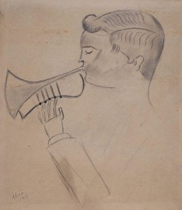 El trompetista (The Trumpet Player)
