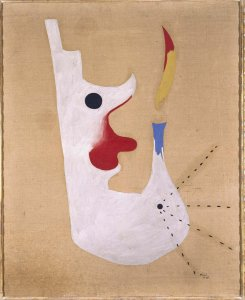 Pintura (Cabeza de fumador) (Painting [Head of a Smoker])