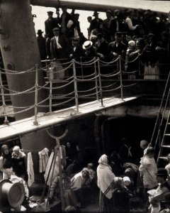 The Steerage (El entrepuente)