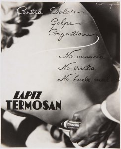 Lápiz Termosan (Termosan Pencil)