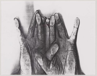 Hands Series, Xeroxes (Serie Manos, Xeroxes)